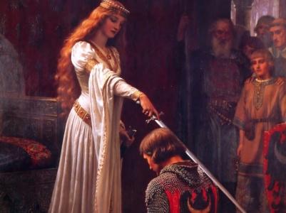 Conférence : Le rôle du féminin dans la quête Arthurienne