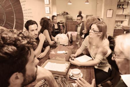 Café philo : La douleur peut-elle nous enseigner quelque-chose ?