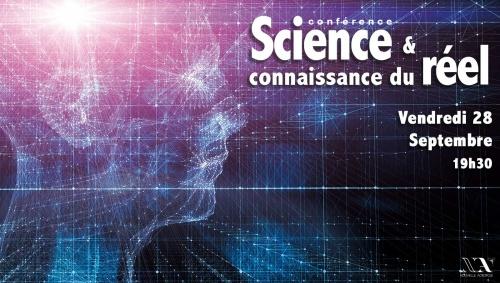 Conférence - Science et connaissance du réel